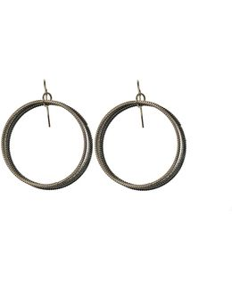 Triple Drop Hoops
