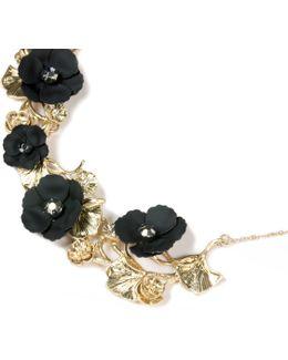 Gingko Flower Collar