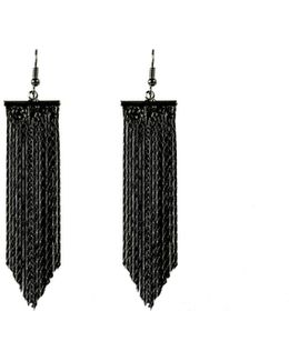 Graduated Tassel Earrings