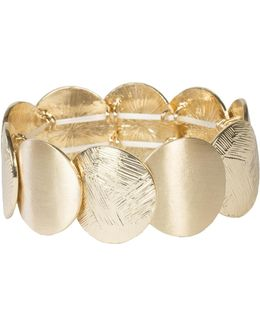 Disc Stretch Bracelet