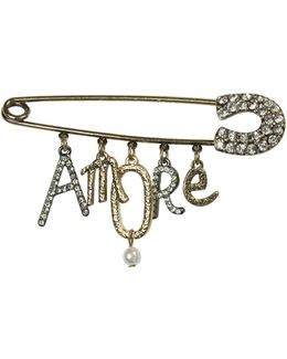 Amore Pin Brooch