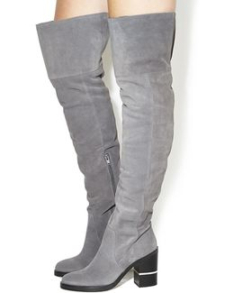 Elemental Over The Knee Boots