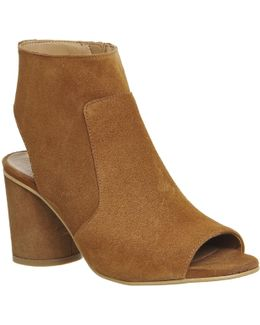 Marley Peep Toe Shoe Boots