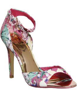 Caleno Strappy Heels