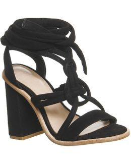 Ava Knotted Sandals