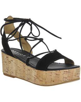 Ministry Flatform Sandals