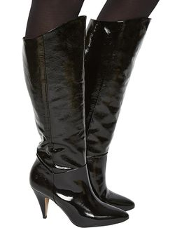 Kiss Slouch Knee Boots
