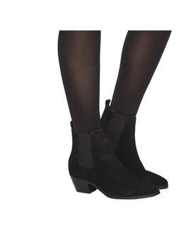 Leonardo Chelsea Ankle Boots
