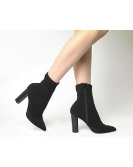 London High Cut Ankle Boots