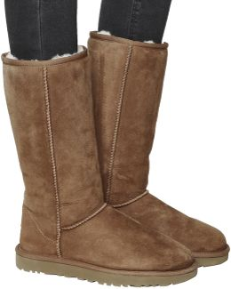 Classic Tall Suede Boots