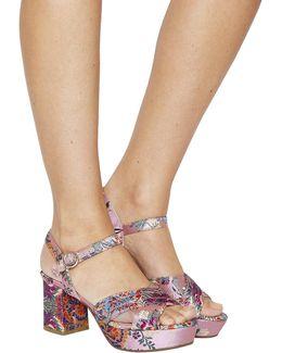 Mountain Platform Sandals