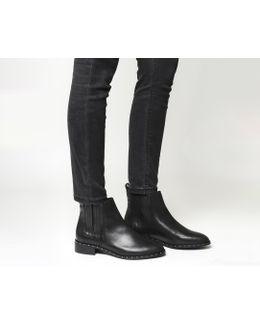 Ashton Flat Chelsea Boots