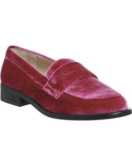 Flamboyant Loafers