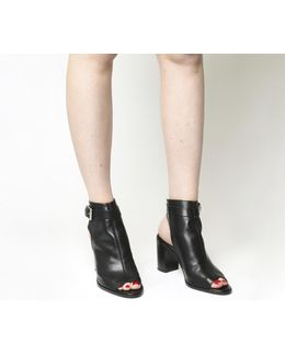 Adele Cut Out Shoe Boots