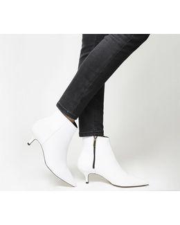 Alibi Kitten Heel Boots