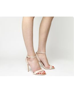 Mirobell Strappy Heels