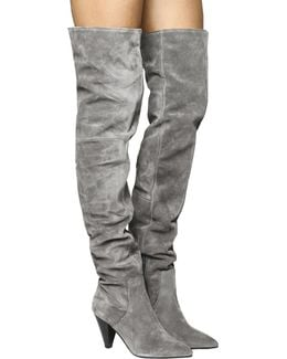 Kone Slouch Over The Knee Boots