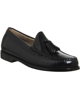 Larkin Brogue Tassel Loafers