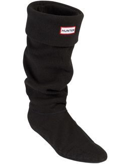 Fleece Welly Sock