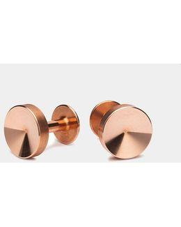 Copper Alexander Cufflinks