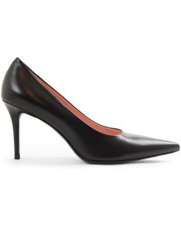 Pam Leather Pumps