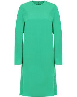 Multi Styling Dress Green