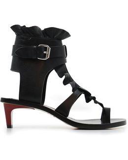 Tamly Sandals Black