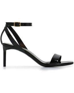 Edie 65mm Sandal Black