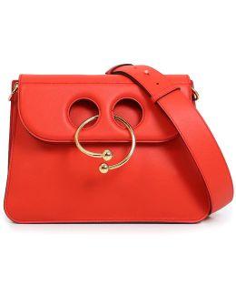 Pierce Medium Bag Scarlet