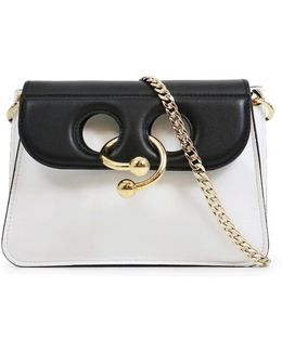 Pierce Mini Bag Black/white