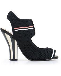 Sock Heel Black