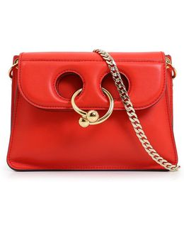 Pierce Mini Bag Scarlet