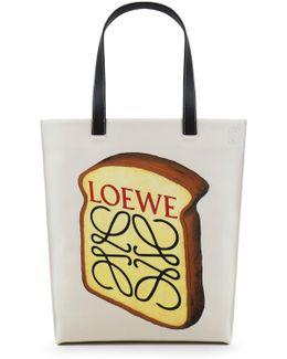 Toast Tote Bag Off White