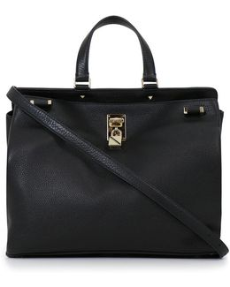 Piper Medium Bag Black