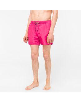 Men's Fuchsia Swim Shorts