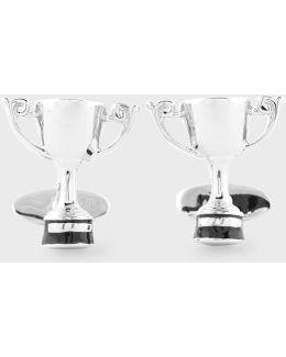 Men's Trophy Cufflinks
