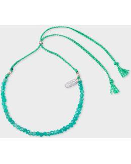 Men's Green Chakra Bracelet