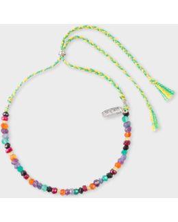 Men's Multi-colour Chakra Bracelet