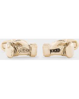 Men's 'boxing Glove' Cufflinks