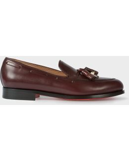 Simmons Leather Loafers