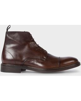 Jarman Leather Boots