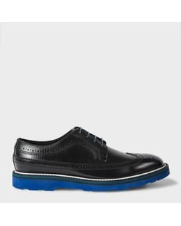 Grand Leather Derby Brogues
