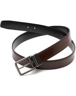 Secret Weapon Leather Belt