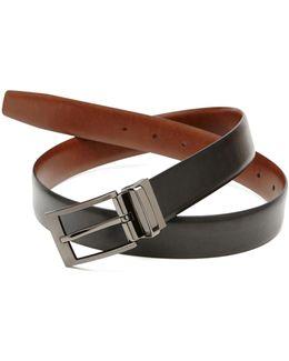 Zenus Leather Belt