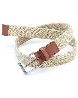 Elastic Web Belt