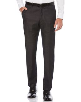 Slim Fit Chambray Suit Pant