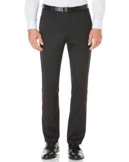 Men's Slim-fit Heathered Pants