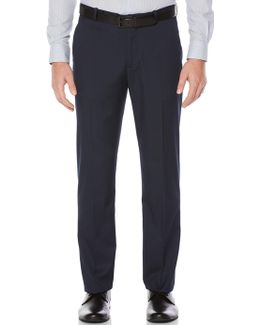 Modern Check Suit Pant