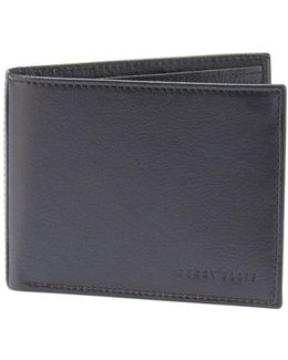 Middle Binding Passbook Wallet