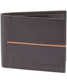 Front Binding Passbook Wallet
